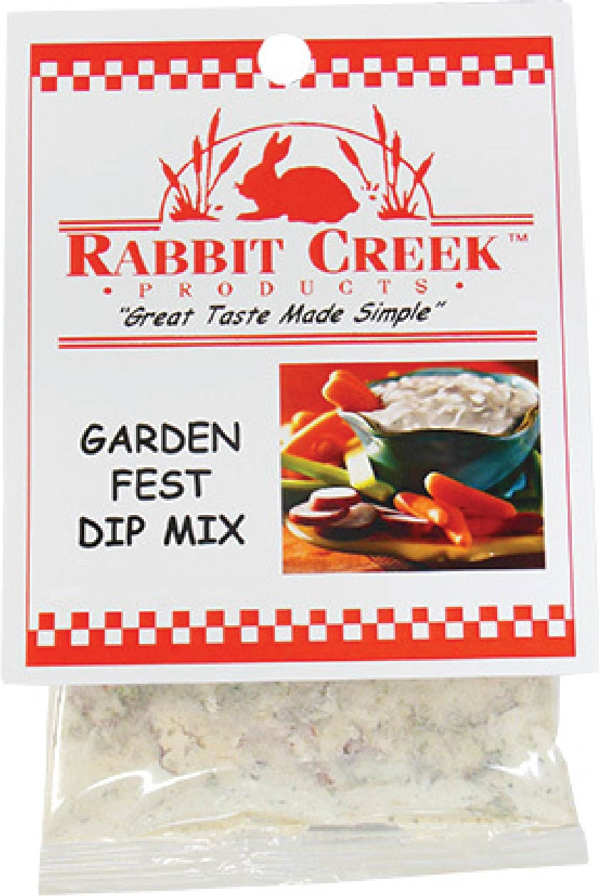 Garden Fest Vegetable Dip Mix