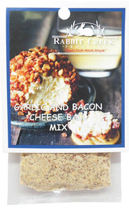 Garlic & Bacon Wine Cheese Ball Mix