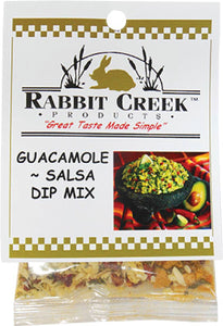 Guacamole/Salsa Vegetable Dip Mix