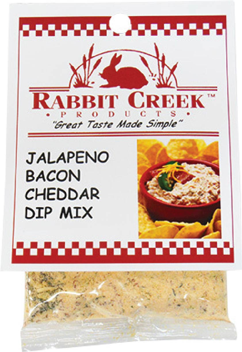 Jalapeno Bacon Cheddar Vegetable Dip Mix