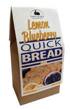 Load image into Gallery viewer, Lemon Blueberry Quick Bread Mix