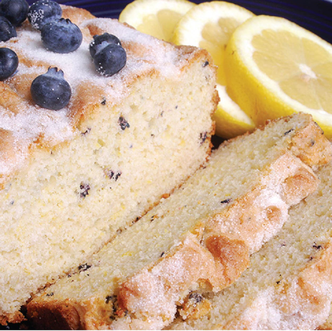 Lemon Blueberry Quick Bread Mix