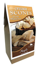 Load image into Gallery viewer, Maple Cream Scone Mix