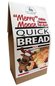 Merry Moose Cinnamon Pull-Apart Quick Bread Mix