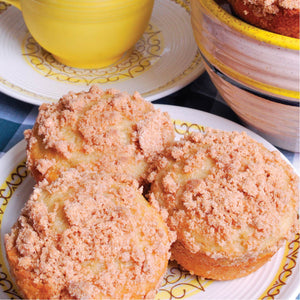 Morning Maple Streusel Muffin Mix