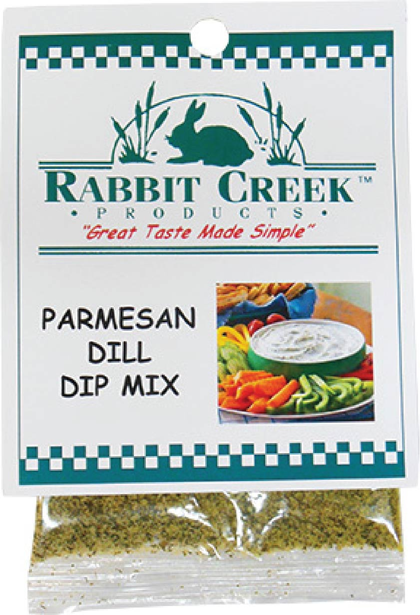 Parmesan Dill Vegetable Dip Mix