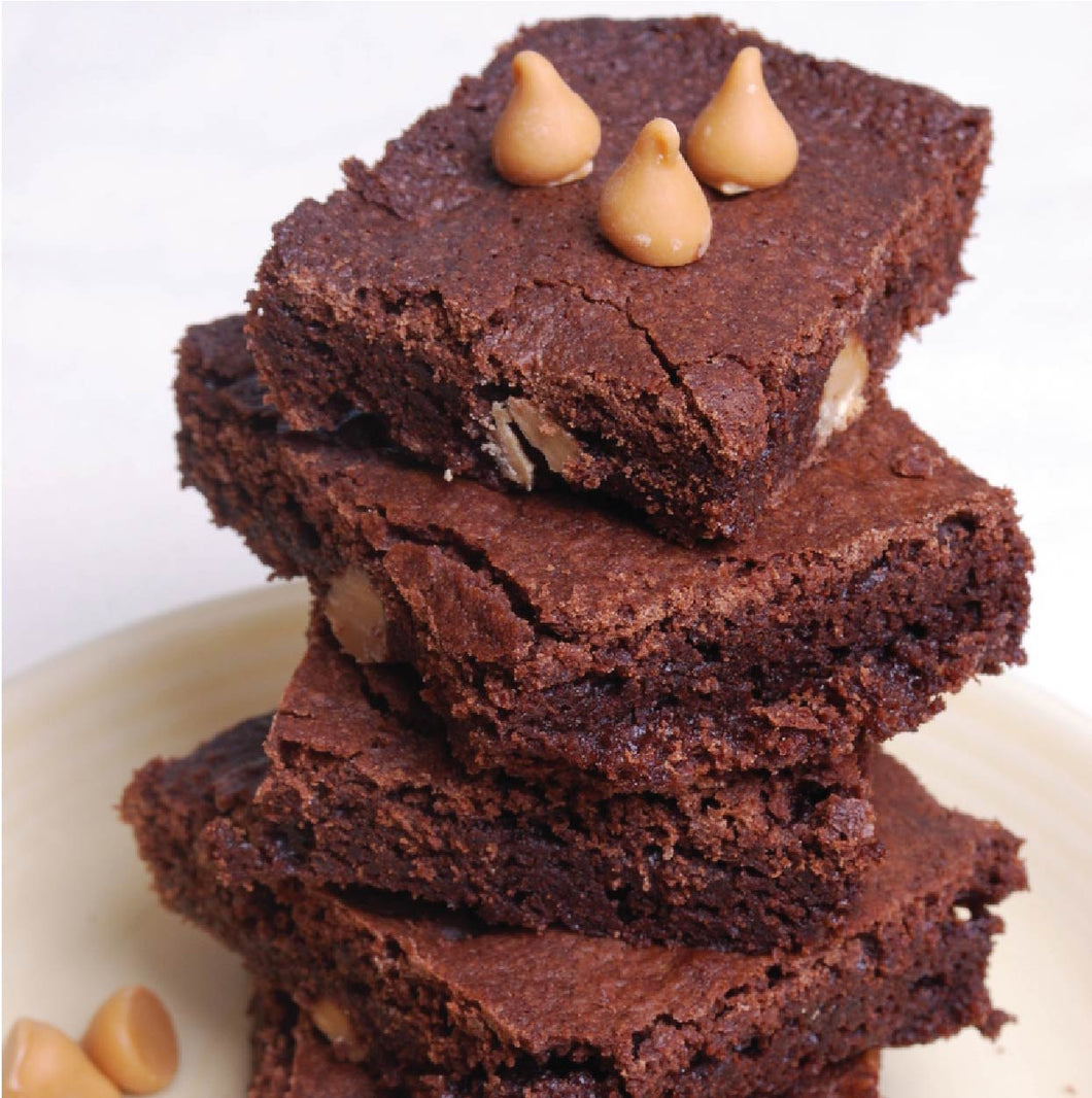 Chocolate Peanut Butter Brownie Mix