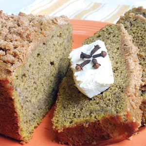 Pumpkin & Cream Cheese Quick Bread Mix