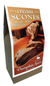 Pumpkin Spice Cream Scone Mix