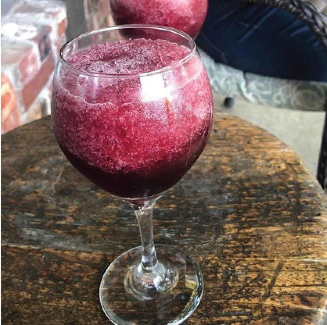 Red Sangria Bitch Sack Slush Mix