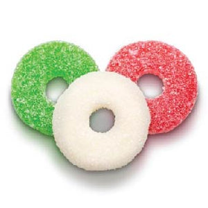 Christmas Wreath Gummi Rings