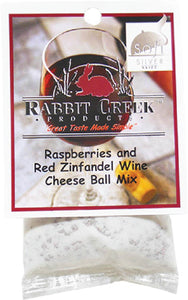 Raspberry w/ Red Zinfandel Wine Cheese Ball Mix
