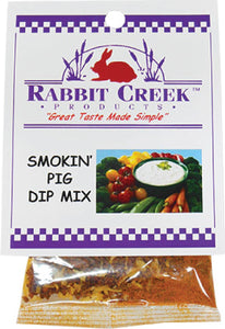 Smokin' Pig Vegetable Dip Mix