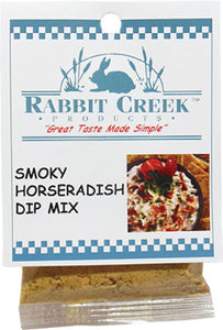 Smoky Horseradish Vegetable Dip Mix