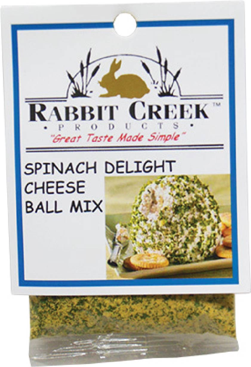 Spinach Delight Cheese Ball Mix