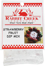 Load image into Gallery viewer, Strawberry Fruit Dip Mix