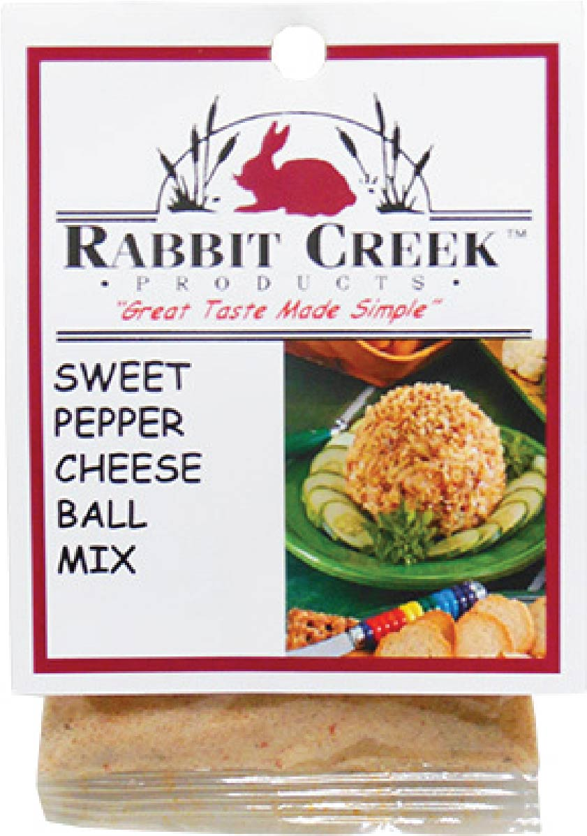 Sweet Pepper Cheese Ball Mix