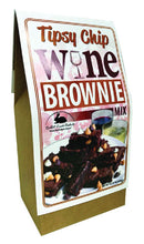 Load image into Gallery viewer, Tipsy Chip Wine Brownie Mix