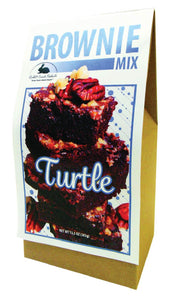 Turtle Brownie Mix