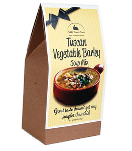 Tuscan Vegetable Barley Soup Mix