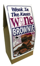 Load image into Gallery viewer, Weak in the Knees Wine Brownie Mix