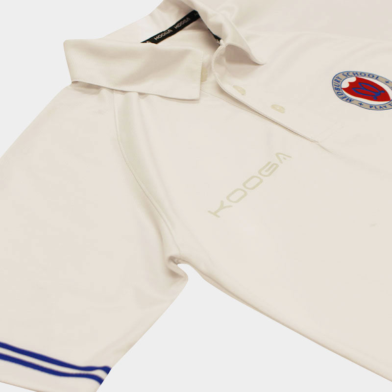 Unisex Cricket Polo