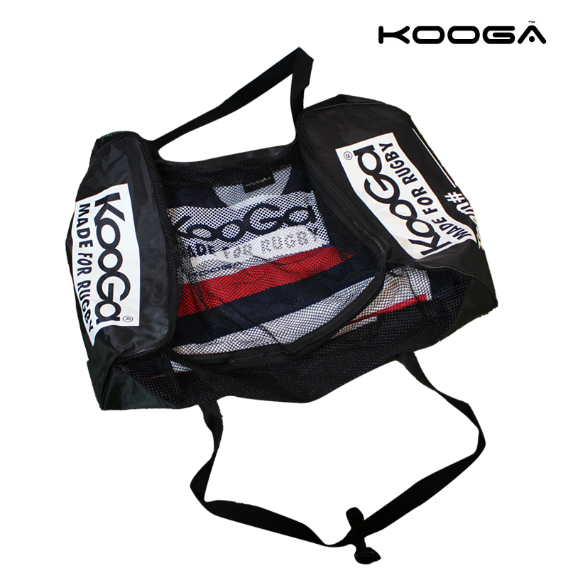 Bag - Nylon Jersey - Black