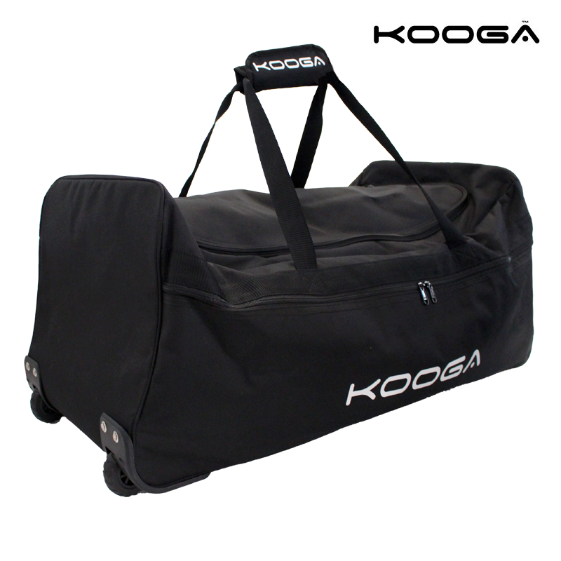 Bag Wheeled Holdall Black