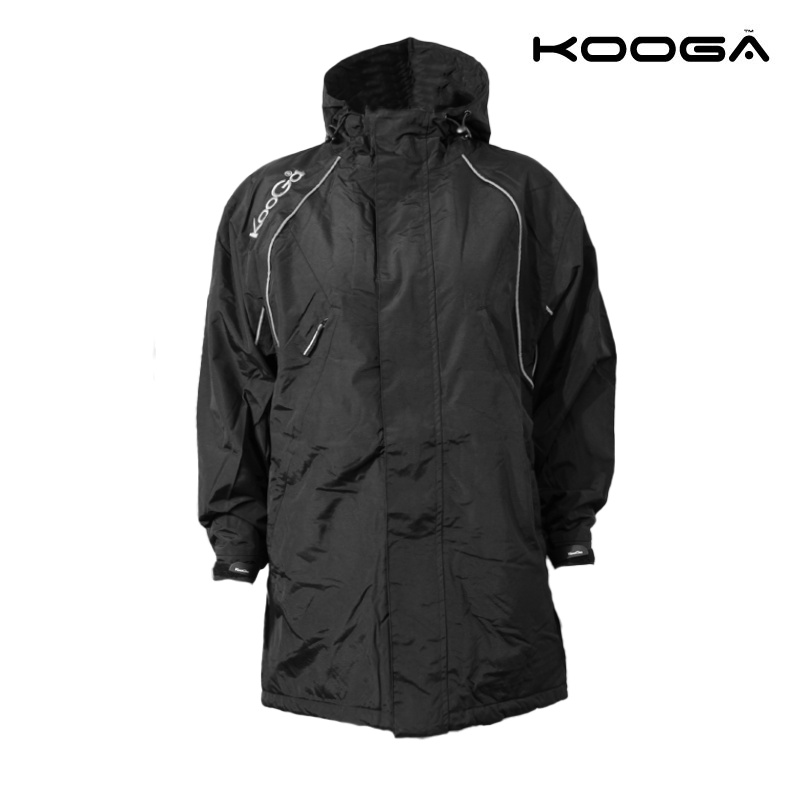 Jacket Tongan Black