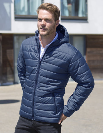R233M Result Adult Soft Padded Jacket