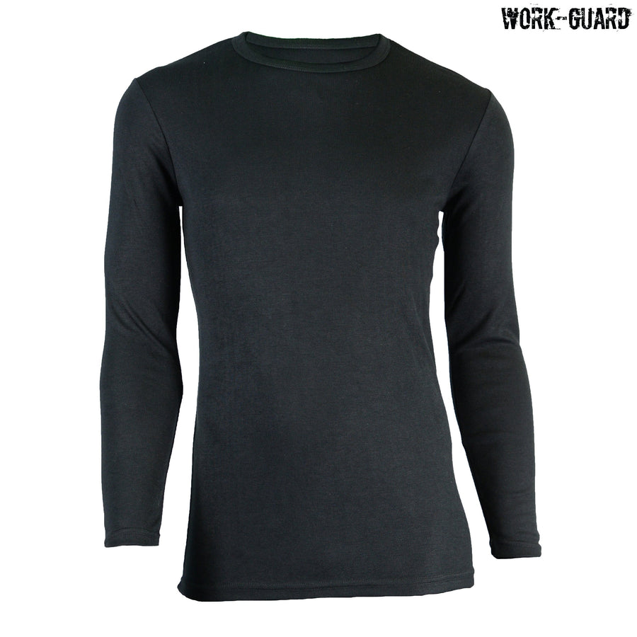 R454X Workguard Adult Longsleeve Round Neck Thermal