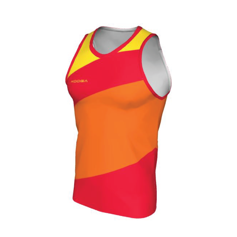 Unisex Athletic Singlet