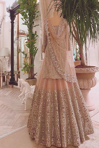 Amazing Pitch Color Style Designer Lehenga Choli IS4737