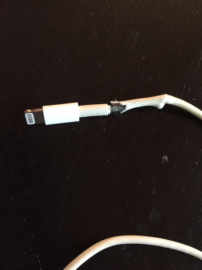 Lightning Cable Trade-In Program