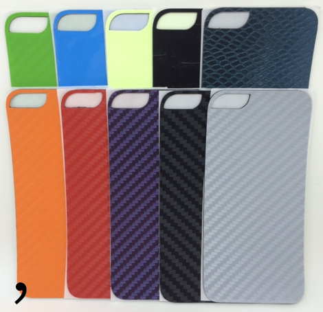 MagSkin: Magnetic Skins for iPhone 5 5s 5c Comma MAGnificent
