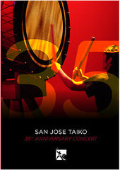 35th Anniversary San Jose Taiko