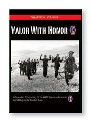 DVD Valor With Honor