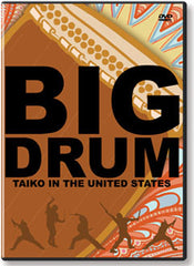 DVD Big Drum: Taiko in the United States
