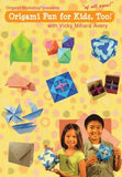 DVD Origami Fun For Kids, Too!