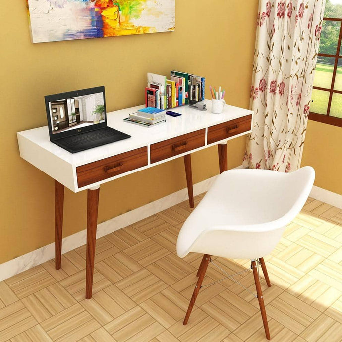 3 Drawers Home Office desk, Study Desk