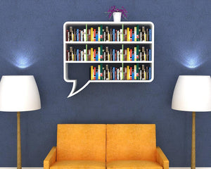 Bookshelf You Have to See to Believe!
