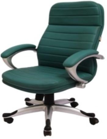 Boss Leatherette Chair with Adjustable Height