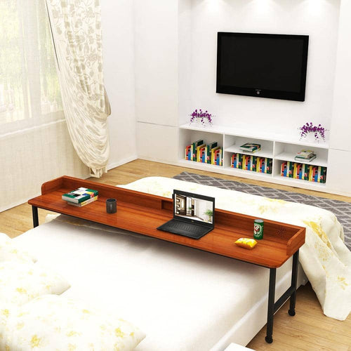 Movable across the bed table, Inbuilt Bluetooth speakers
