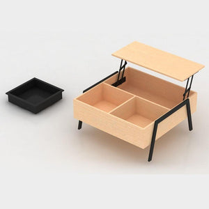 Amber Multiuse Storage Table