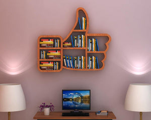 Your bookshelf can really have a lot of personality!