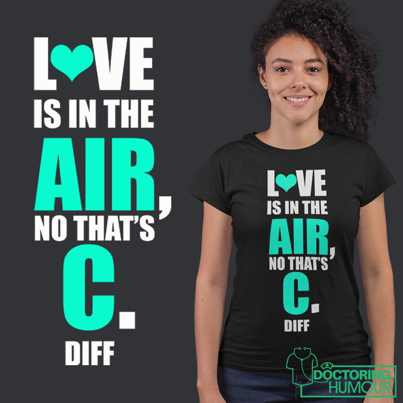 Love Is In The Air - Doctoring Humour