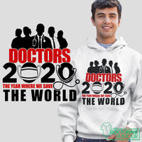 Doctors 2020 The Year Where We Save The World - Doctoring Humour