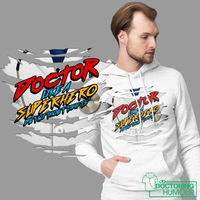 Doctor Like A Superhero But Without Tights - Doctoring Humour