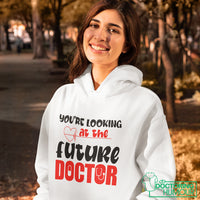 You're Looking at the Future Doctor - Doctoring Humour