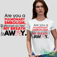 You Take My Breath Away - Doctoring Humour